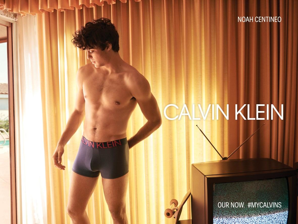 Noah Centineo Calvin Klein