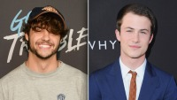 Noah Centineo & Dylan Minnette
