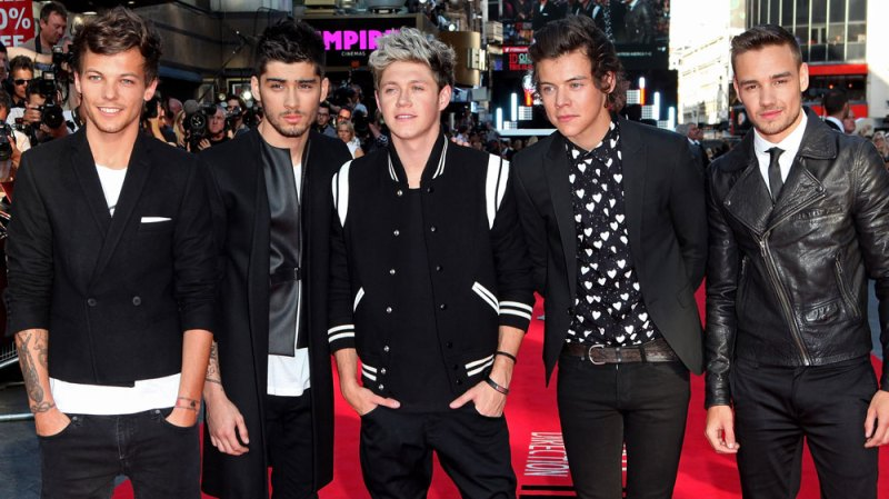 One Direction Reunite 2020