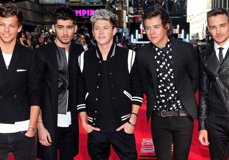 Les anciens membres des One Direction célèbrent les dix ans du groupe