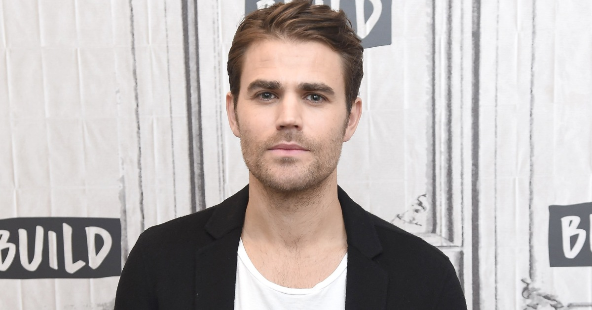'The Vampire Diaries' Actor Paul Wesley Secretly Got Married