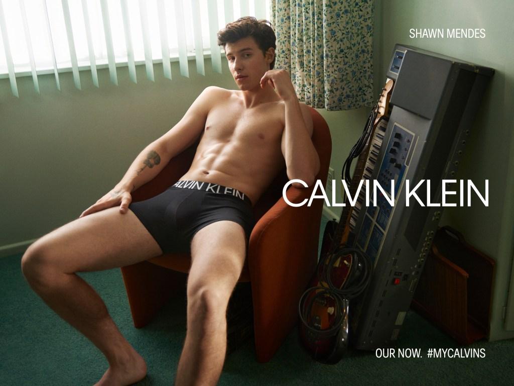 Shawn Mendes Calvin Klein