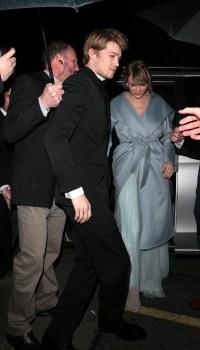Taylor Swift Joe Alwyn BAFTAs