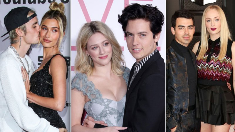 See the Sweetest Photos That Celebrity Couples Shared on Valentine's Day