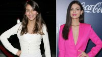 Victoria Justice Red Carpet Evolution