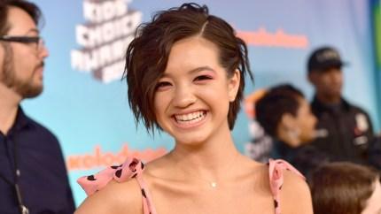 Nickelodeons-2019-Kids-Choice-Awards-peyton-elizabeth-lee