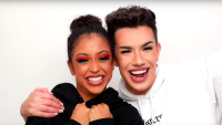 Liza Koshy & James Charles