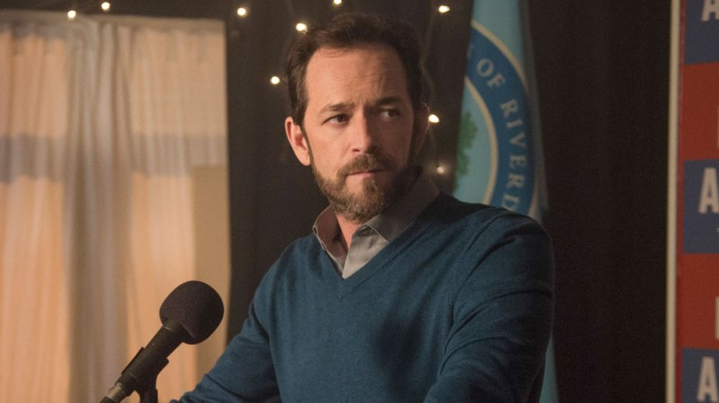 Luke Perry Fred Andrews Most Iconic Riverdale Moments