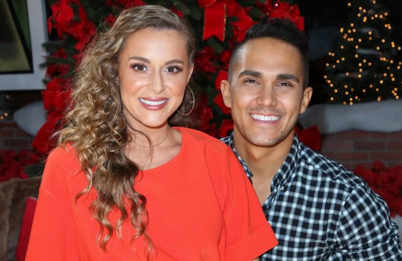 Alexa and Carlos Penavega