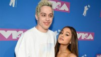 Ariana Grande Evolves Pete Davidson Inspired Tattoo