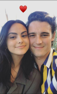 Camila Mendes Victor Houston