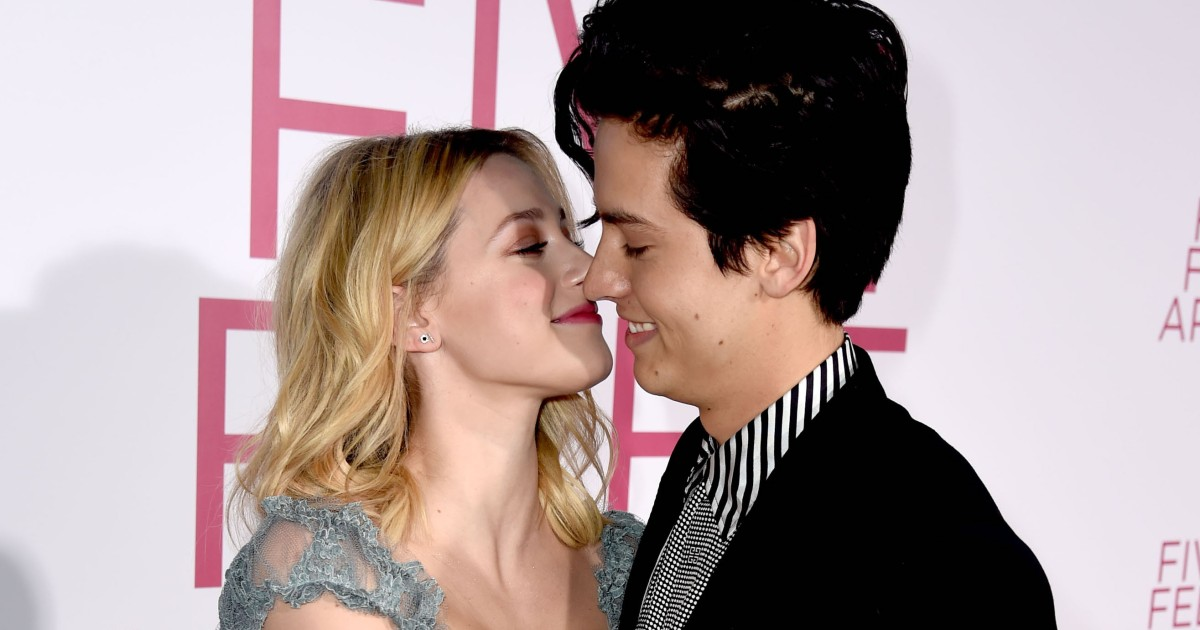 Lili Reinhart Reveals She's Not Destined to Marry Cole Sprouse