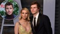 Emma Roberts Evan Peters Split New Boyfriend