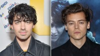 Joe Jonas & Harry Styles