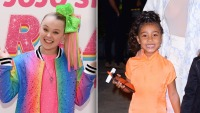 Jojo Siwa & North West
