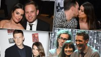 Lea Michele boyfriends