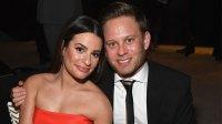 Lea Michele Married Zandy Reich