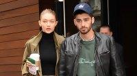 Zayn Malik Gigi Hadid Back Together