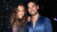 Alexis Ren Alan Bersten Showmance Revealed