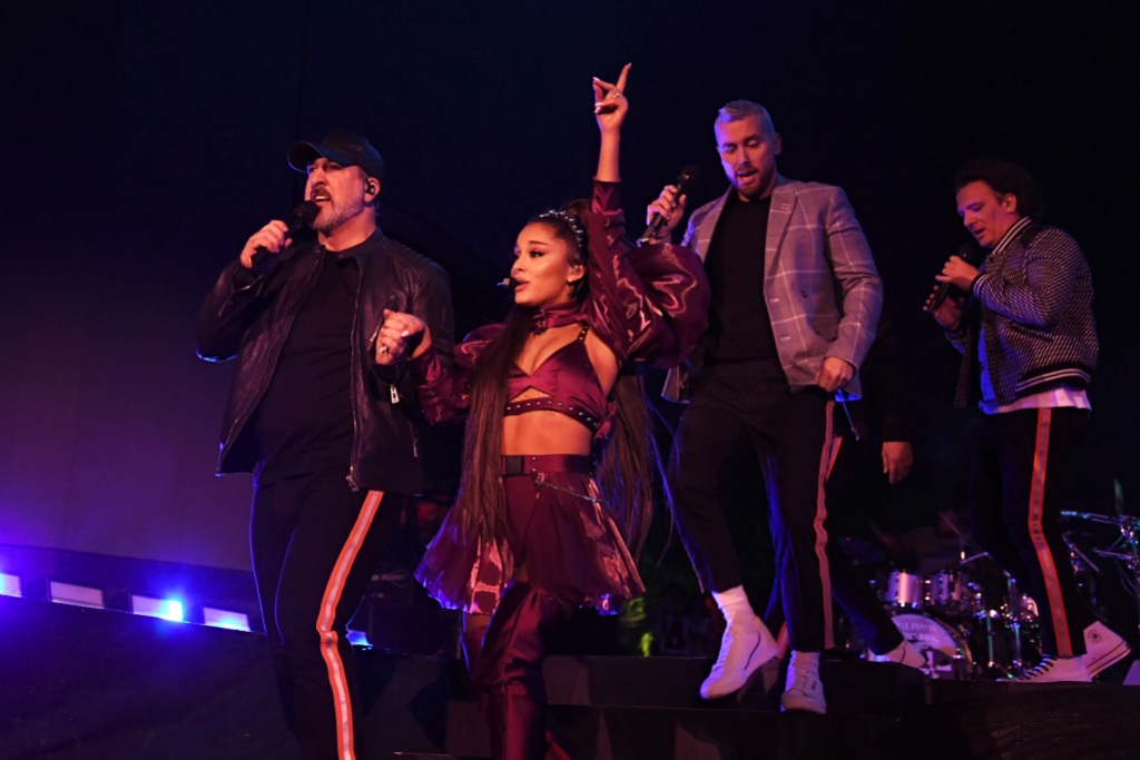 Ariana Grande Nsync