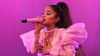 Ariana Grande Performing Emotional Songs