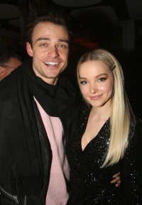 Dove Cameron Thomas Doherty Mushiest Moment