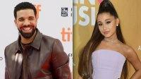 Drake Ariana Grande Collab