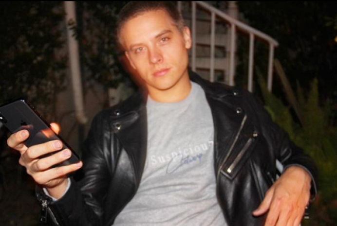 Dylan Sprouse New Hair