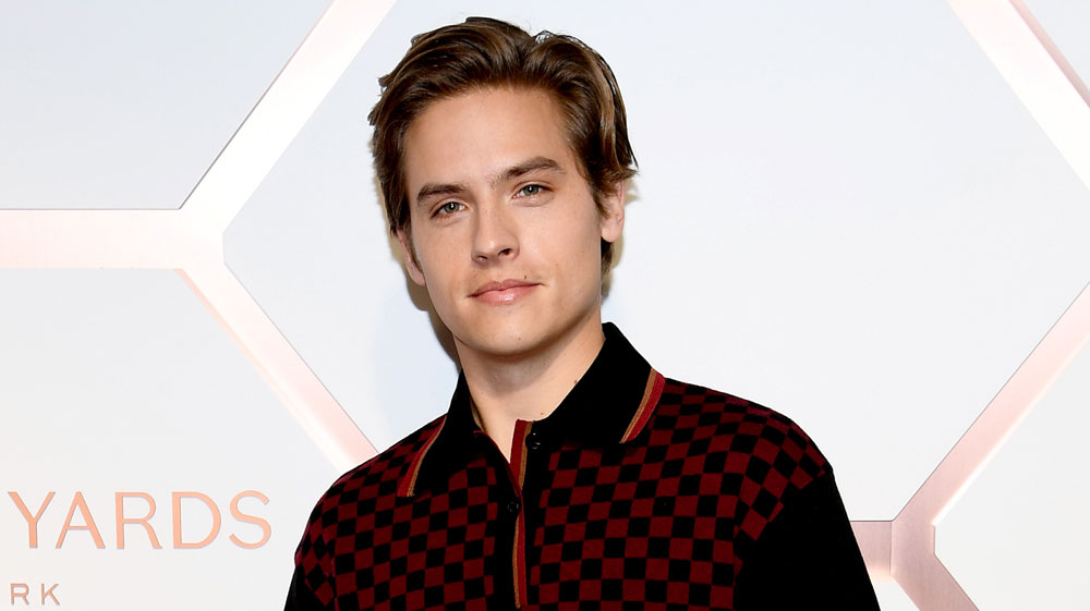 Dylan Sprouse Debuts New Haircut With Girlfriend Barbara Palvin