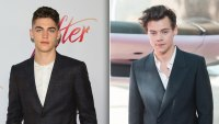 Hero Fiennes-Tiffin Harry Styles