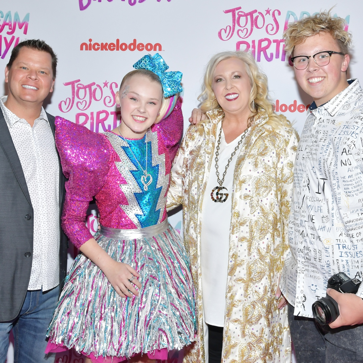 JoJo Siwa's Sweet 16: Red Carpet Photos, Guest List, Outfits