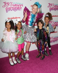 JoJo Siwa, North West & Penelope Disick