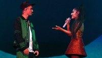 Justin Bieber Ariana Grande Coachella