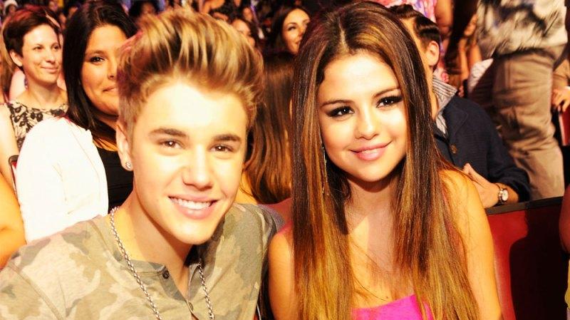 Justin Bieber Selena Gomez Throwback