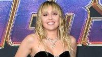 Miley Cyrus Hannah Montana Hair Red Carpet