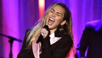 Miley Cyrus Sings Old HSM Songs
