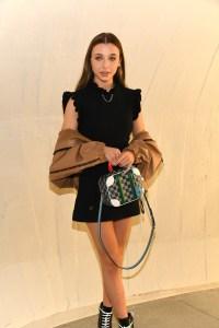 Emma-Chamberlain-Louis-Vuitton-Cruise-2020-Fashion-Show