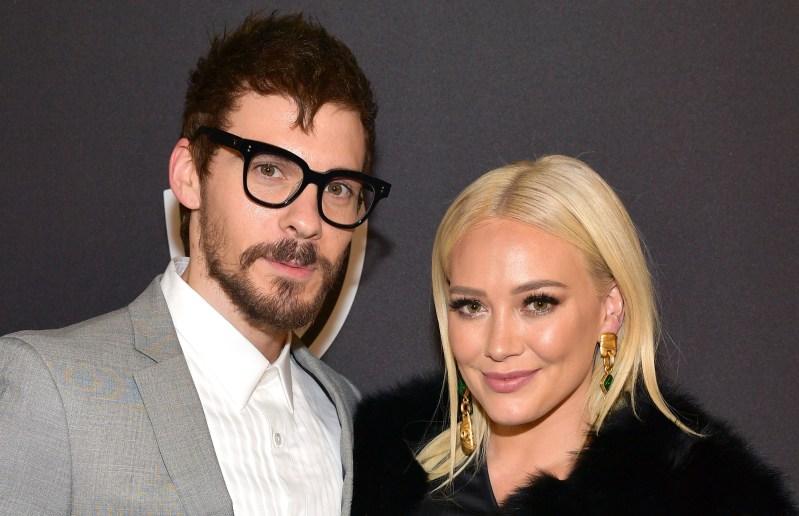 Matthew-Koma-and-Hilary-Duff-engaged