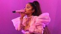 Ariana Grande Cancels Shows Sick