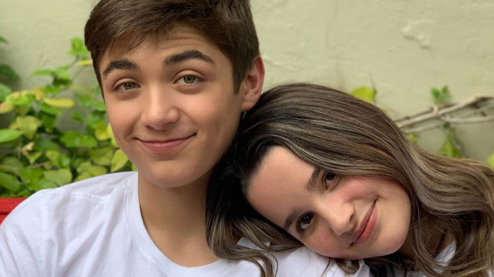 Asher Angel and Annie LeBlanc Complete Relationship Timeline