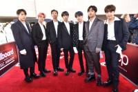 BTS 2019 Billboard Music Awards - Red Carpet