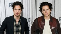 Charles Melton Cole Sprouse Fighting