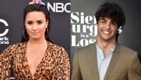 Demi Lovato, Noah Centineo