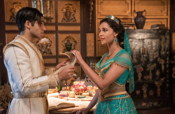Aladdin Costume Designer Spills On New Live Action