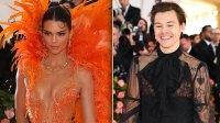 Kendall Jenner Harry Styles Met Gala