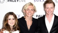 Laura Marano, Ross Lynch, Calum Worthy