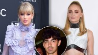 Taylor Swift Sophie Turner Joe Jonas