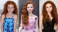 Disney Darling to Fashionista! Francesca Capaldi's Red Carpet Evolution in Photos