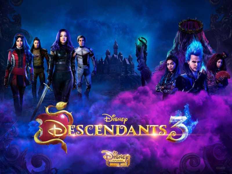 descendants 3 j14 pop up fan fest