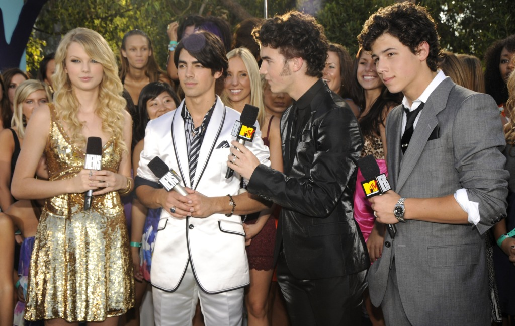 Taylor Swift Jonas Brothers